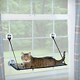 KH Mfg Kitty Sill EZ Window Mount Cat Perch