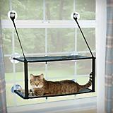KH Mfg Double Stack EZ Window Mount Cat Perch