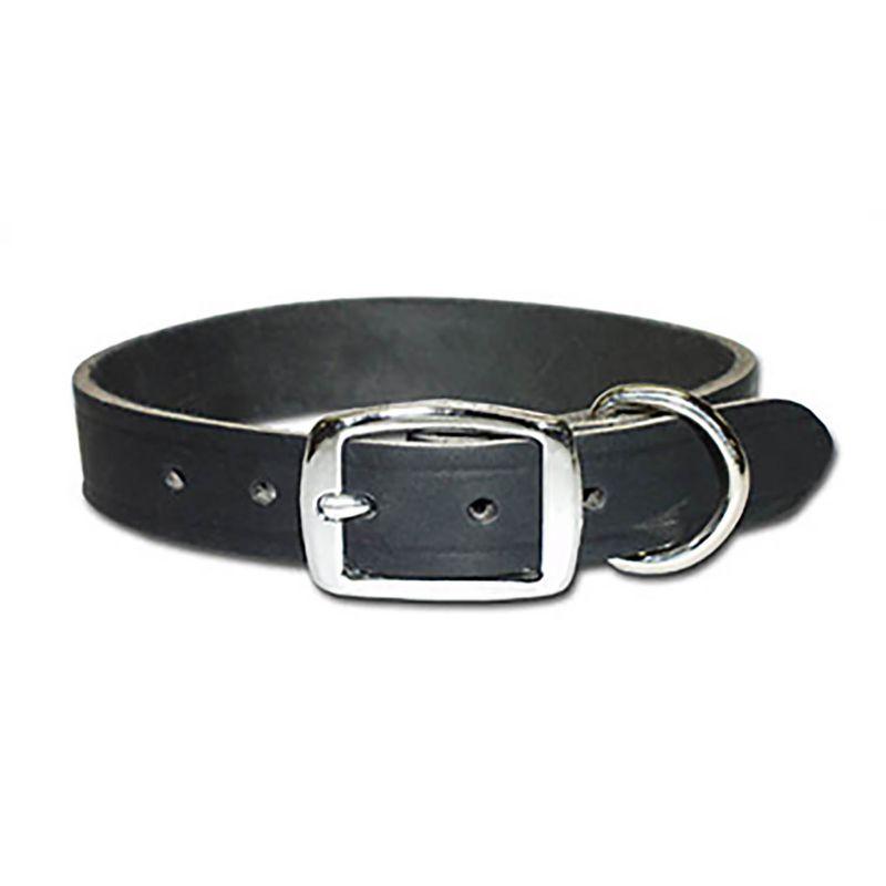 latigo leather collar