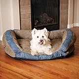 KH Mfg Genuine Logo Bolster Pet Bed