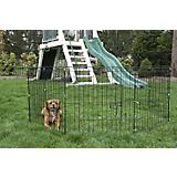 Iconic Pet Octagon Portable Wire Pet Exercise Pen