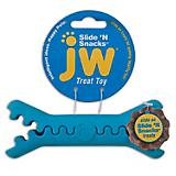 JW Pet Slide 'N Snacks Bone Dog Toy