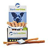 Barkworthies Odor Free Double-Cut Bully Stick