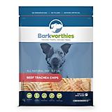 Barkworthies Beef Trachea Chips Dog Treat
