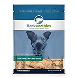 Barkworthies Sweet Potato Chips Dog Treat
