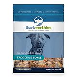 Barkworthies Crocodile Bones Dog Chew