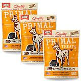 Primal Dry Roasted Snaps Dog Treat