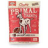 Primal Dry Roasted Chicken Shredders Dog Treat