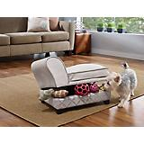Enchanted Home Pet Cosmo Storage Chaise Dog Bed