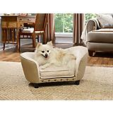 Enchanted Home Pet St Croix Oyster Snuggle Dog Bed