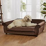 Enchanted Home Pet Outlaw Brown Dog Bed