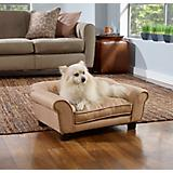 Enchanted Home Pet Sydney Beige Tufted Dog Bed