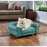 Enchanted Home Pet Sydney Teal Tufted Dog Bed