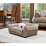 Enchanted Home Pet Slade Corduroy Putty Dog Bed