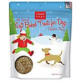 Cloud Star Holiday Pumpkin Soft Baked Dog Treat