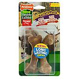 Healthy Edibles WILD Venison/Bison Dog Chew