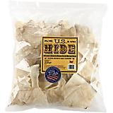 US Hide Natural Rawhide Chips Dog Chew