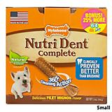 Nutri Dent Filet Mignon BONUS SIZE Pantry Pack