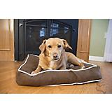 Iconic Pet Luxury Cocoa Buster Pet Bed