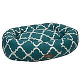 Jax and Bones Monaco Oasis Donut Dog Bed
