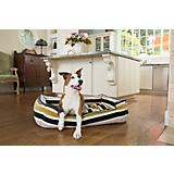 Jax and Bones Zest Citron Sleeper Dog Bed