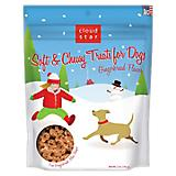 Cloud Star Holiday Gingerbread Soft Dog Treat