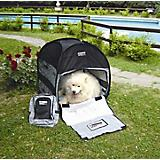 Petego Dog Bag Portable Pet Tent w/Backpack