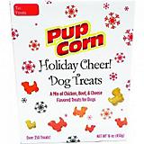 Sunshine Mills Holiday Cheer PupCorn Dog Treat