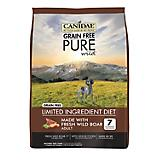 Canidae Pure Wild Fresh Boar Dry Dog Food