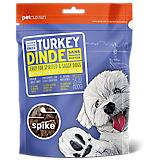 Petcurean Spike Turkey Jerky Dog Treat