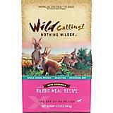 Wild Calling Xotic Essentials Rabbit Dry Dog Food