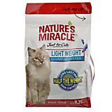 Natures Miracle Light Weight Clumping Cat Litter