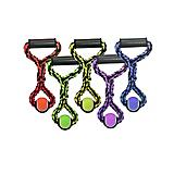 Nuts for Knots Hand Tug Rope Dog Toy