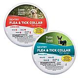 SENTRY Long Lasting Flea and Tick Dog Collar