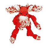 Hugglehounds Holiday Knotties Moose Dog Toy