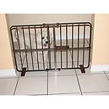 Crown Pet Flexi Fit Pressure Mounted Pet Gate