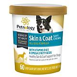 Petnology Healthy Skin/Coat Soft Chews For Dogs