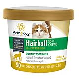 Petnology Hairball Reduction Soft Chews for Cats