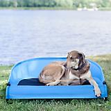 Gen7Pets Cool Air Trailblazer Blue Pet Cot