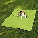 Insect Shield IE Green Dog Blanket