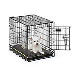 Insect Shield Gray Kennel Dog Mat