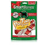 SmartBones Holiday PlayTime Small Dog Chew