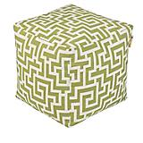 Jax and Bones Labyrinth Outdoor Pouf Ottoman