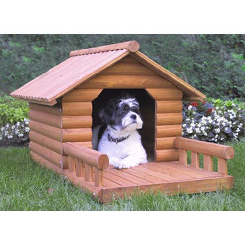 Log House Medium Home/Porch Set