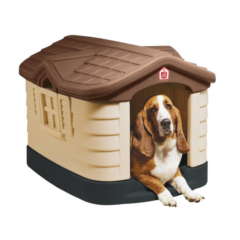 Cozy Cottage Dog House 27.25 X 33.25 X 24.5