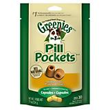 Greenies Dog Pill Pocket for Capsule Peanut Butter