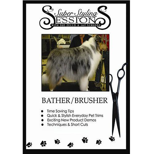 dog grooming video