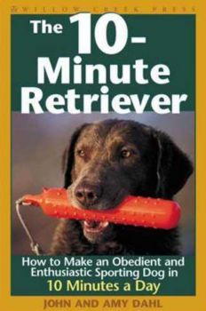 10 Minute Retriever Book