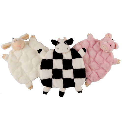 Squeaker Mania Toy Sheep