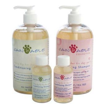 Cain & Able Lavender Dog Conditioner 16 oz